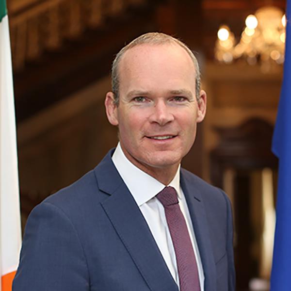 Minister Simon Coveney T.D.